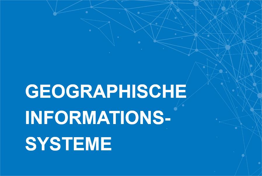 Karte Geographische Informationssysteme