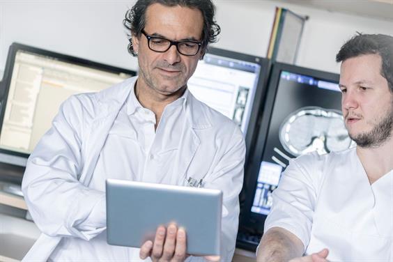 Digitale Kommunikation verbessert Behandlungen