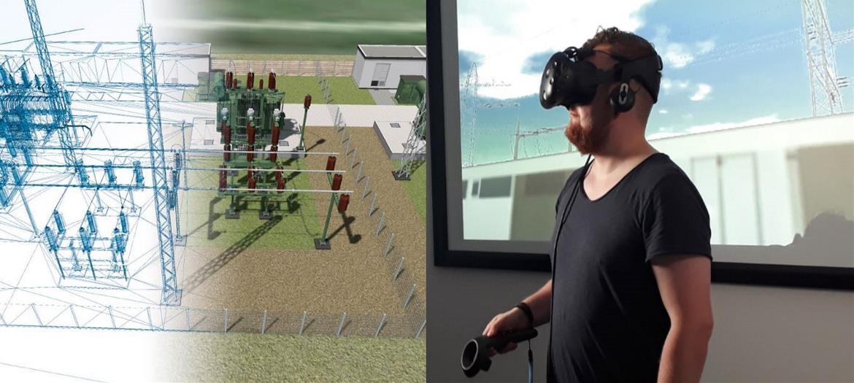 VR im Schaltanlagenbau - Bildnachweis SPIE