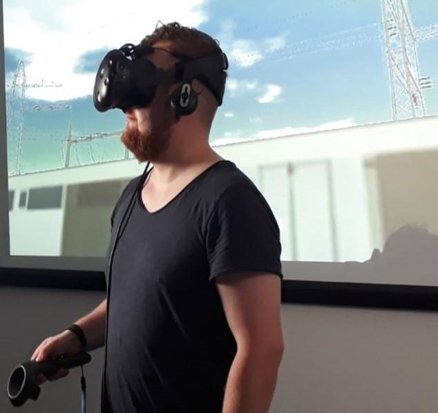 VR im Schaltanlagenbau Bildnachweis SPIE