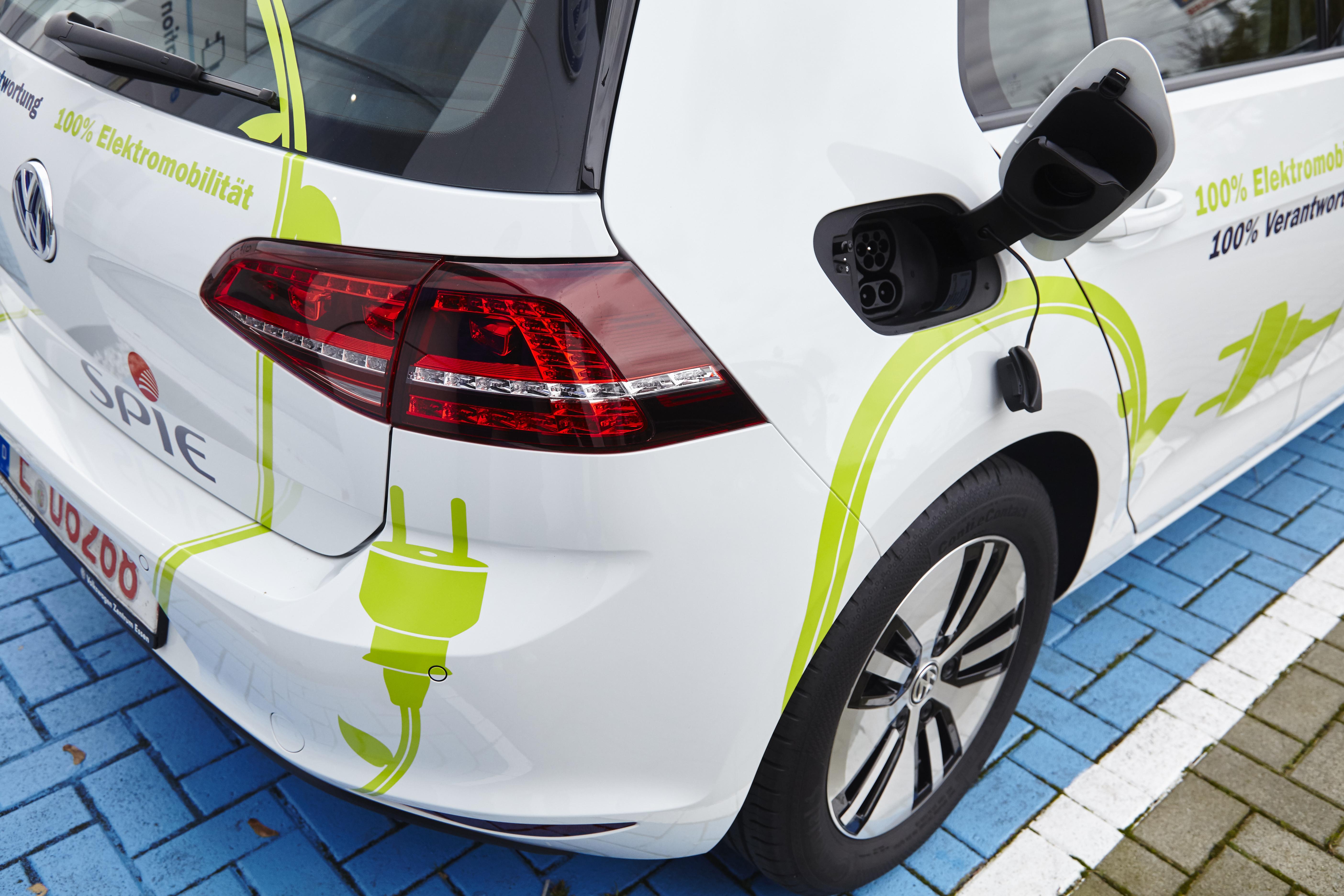 Elektromobilität - Bildnachweis: SPIE