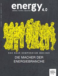 Titelblatt Energy 4.0-Kompendium