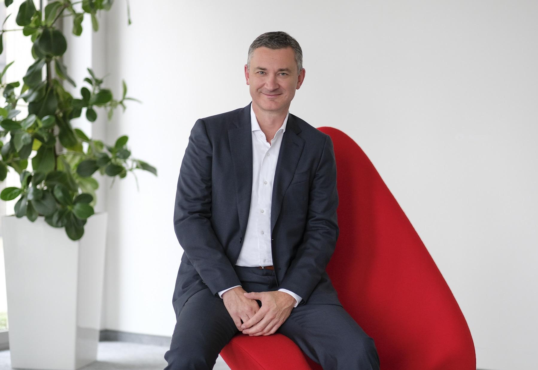 Clemens Lay, CFO - Bildnachweis SPIE