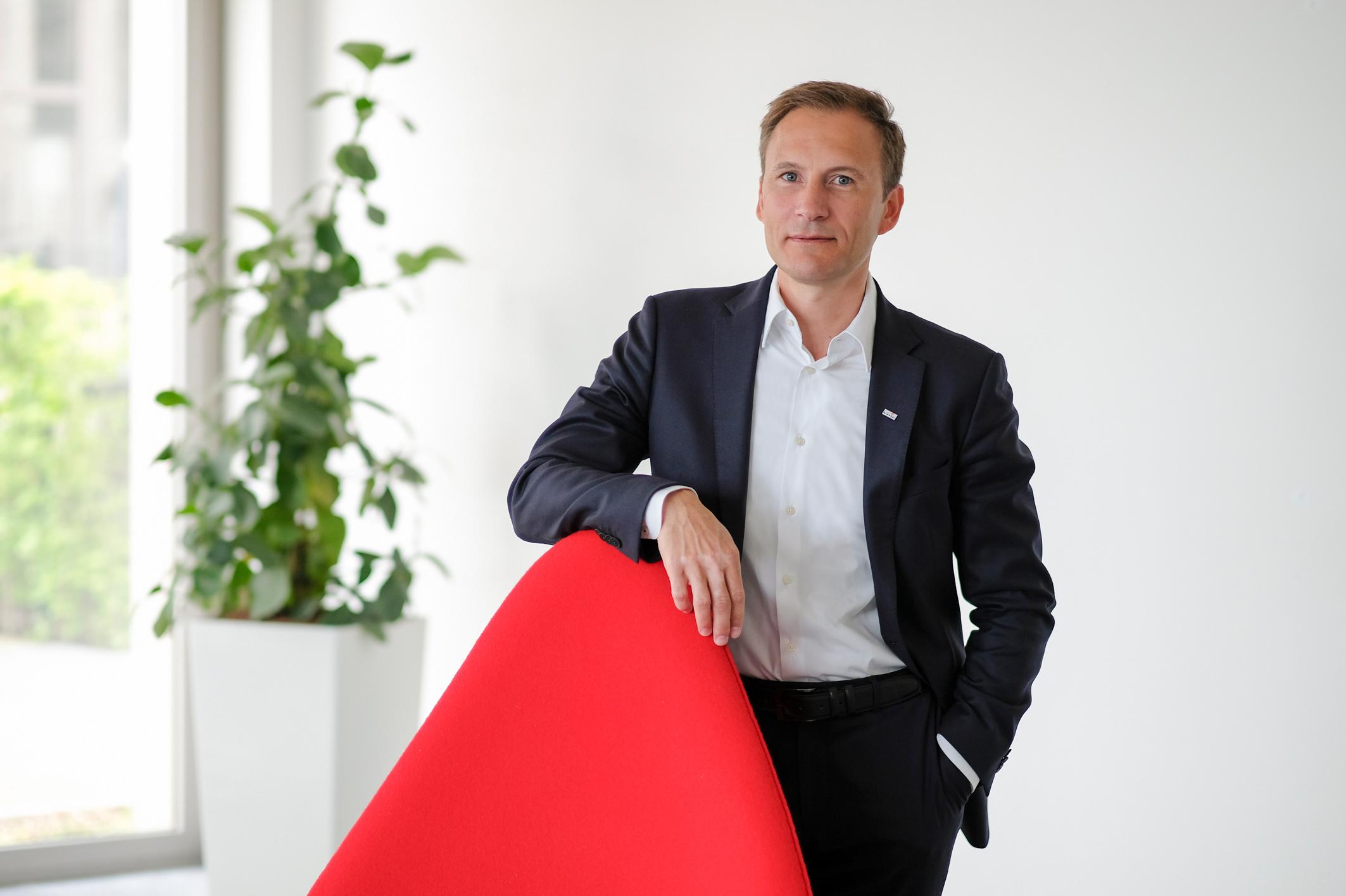 Markus Holzke, Geschäftsführer/ CEO