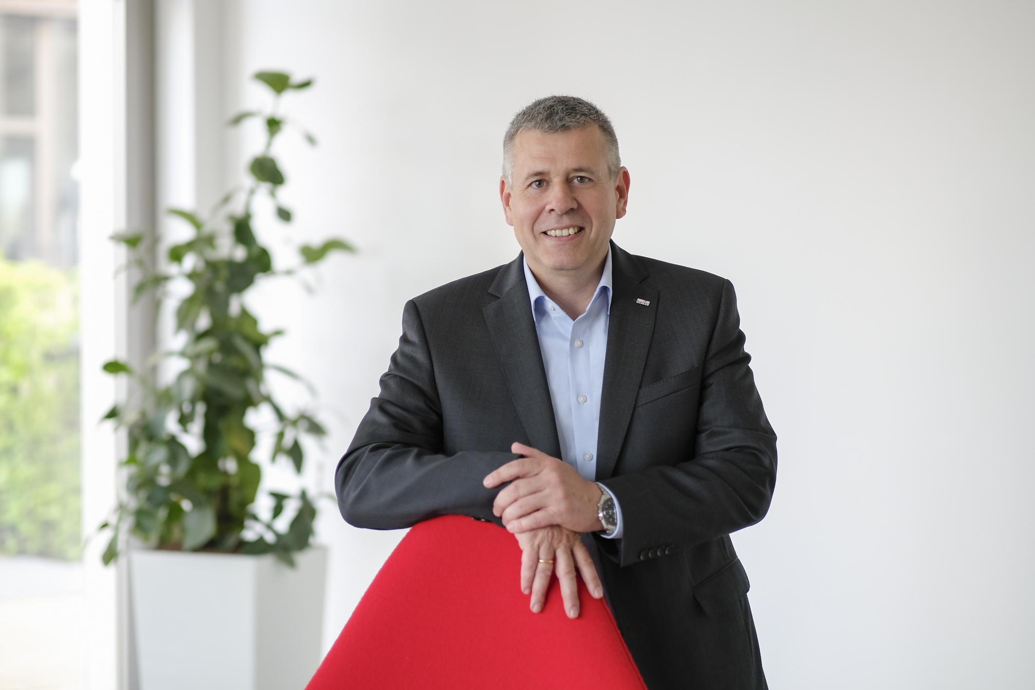 Peter Pfannenstiel, Leiter Geschäftsbereich CityNetworks & Grids - Bildnachweis SPIE