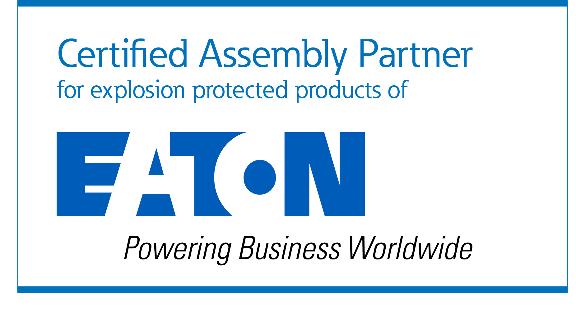 Logo Certified Assembly Partner EATON/Bildnachweis Eaton Corporation