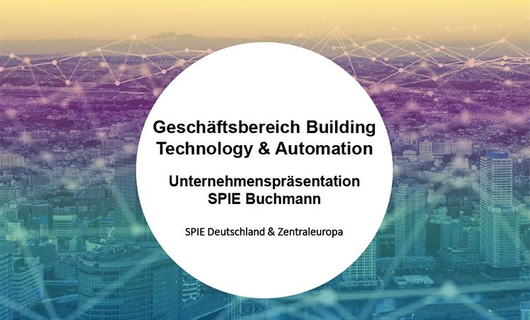 Unternehmenspräsentation 2020_ SPIE Buchmann