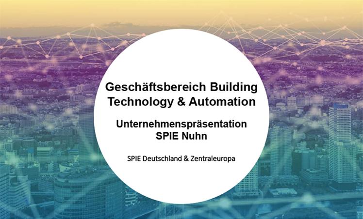 Unternehmenspräsentation 2020_ SPIE Nuhn