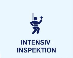 Symbol Intensivinspektion