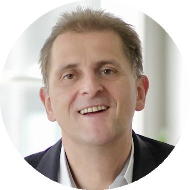 André Schimmel, CSO und Mitglied der Geschäftsleitung  von SPIE Deutschland & Zentraleuropa