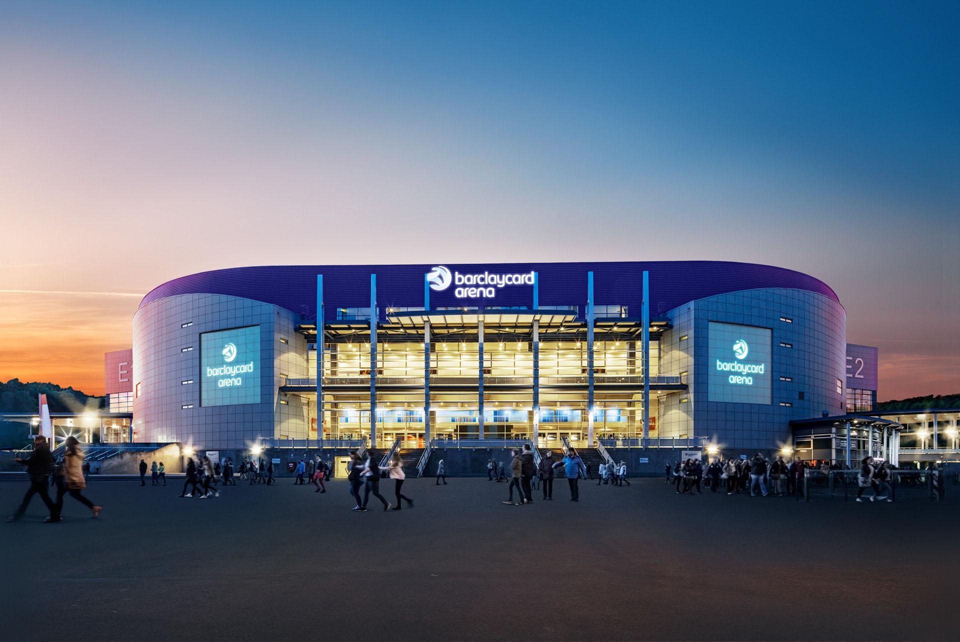Referenz SPIE_Barclaycard Arena