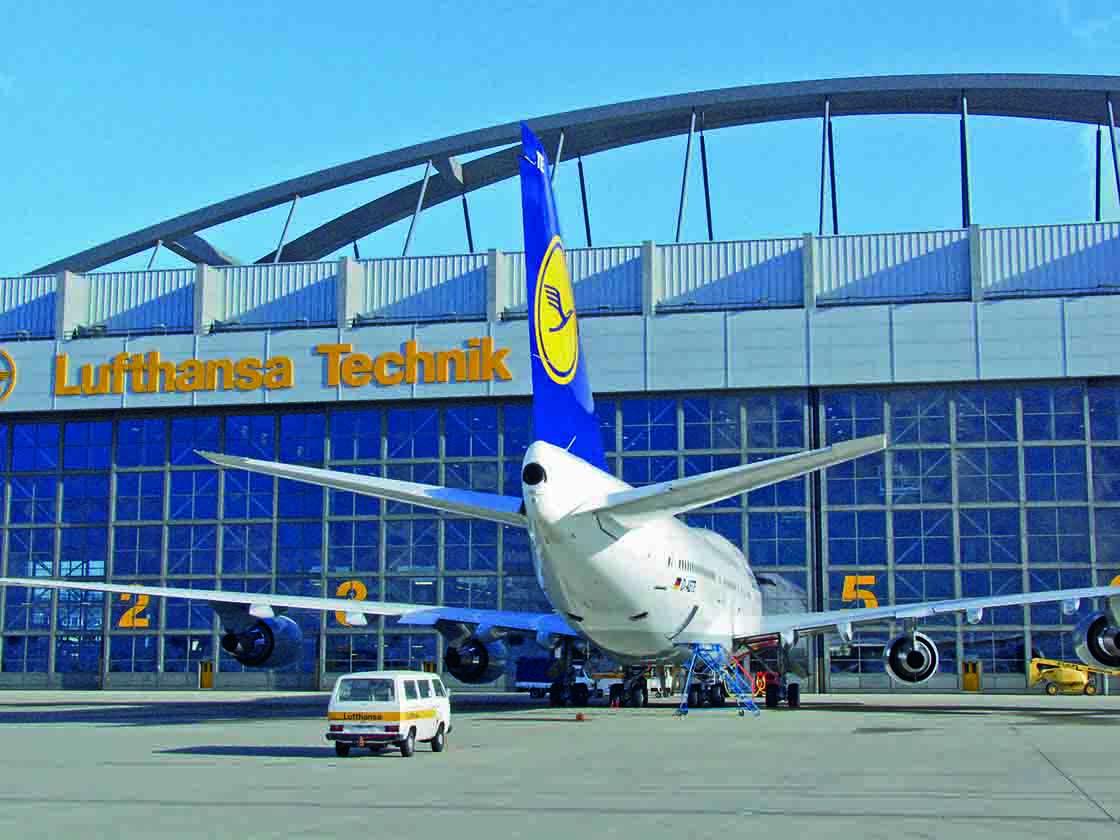 Referenz SPIE_Lufthansa Technik