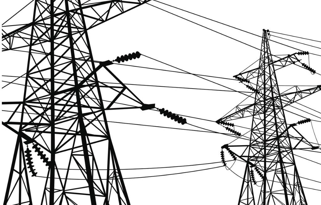 elektrické vedenia